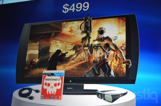 Sony 24'' 3D PlayStation TV