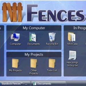 Fences – organizujte svoj desktop