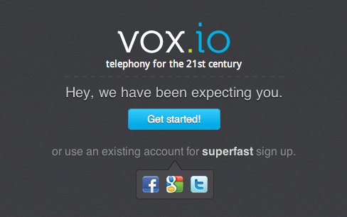 Vox.io – Besplatno telefoniranje