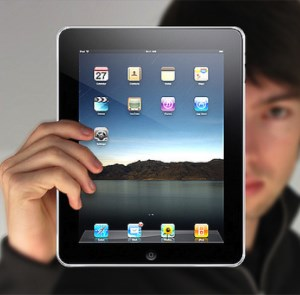 iPad 3 i 3D hologram