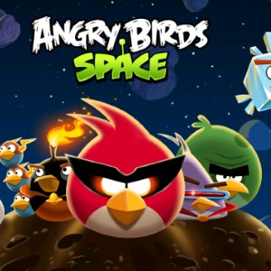 Angry Birds Space stigao!