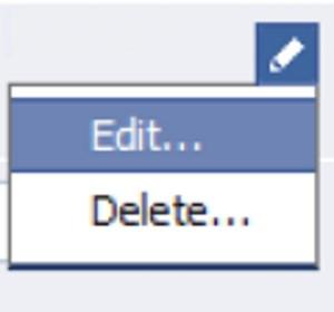 Uredjivanje komentara od sada na Facebook-u