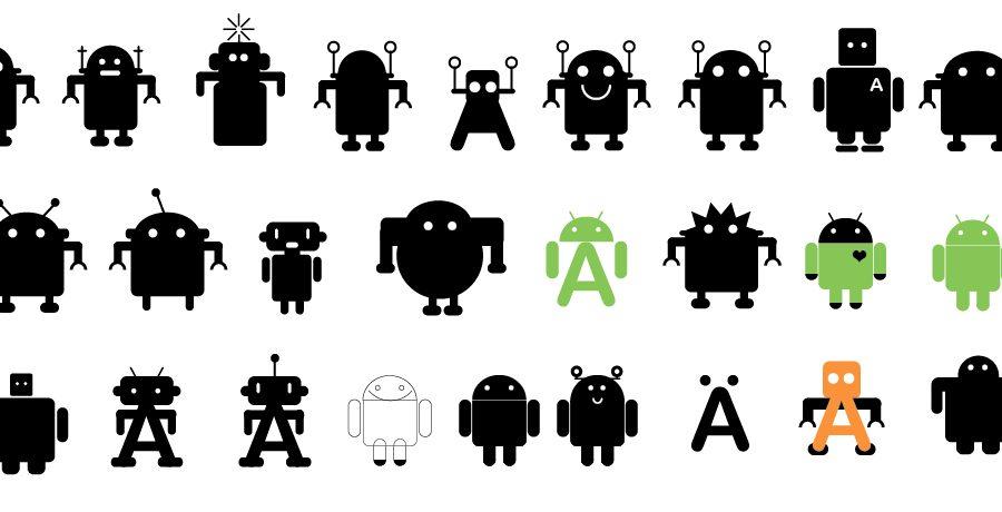 Kako je Android logo mogao izgledati
