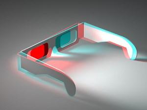 Kako igrati obične igre u 3D