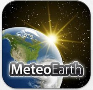 MeteoEarth – 3D vremenska prognoza za vaš Android uređaj