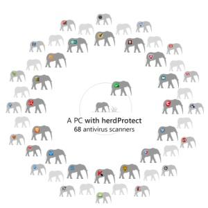 herdProtect skenira vaš računar sa 68 antivirusa