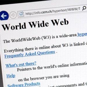 Prva internet stranica ikad objavljena