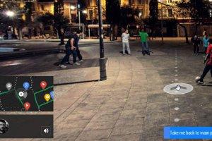 google-night-walk