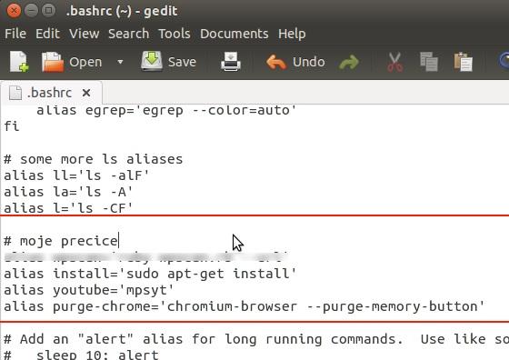 linux-terminal-alias