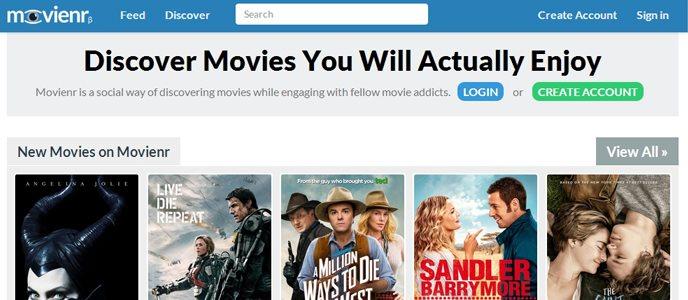 Movienr – sajt za detaljniju pretragu filmova