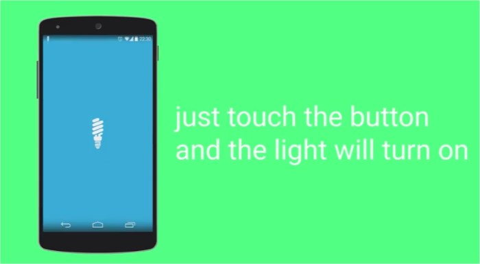 lightbulb-torch-android