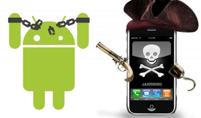 Android Root vs. iPhone Jailbreak