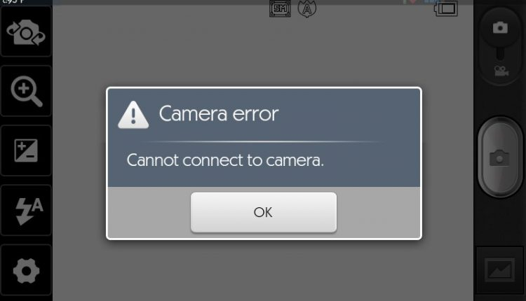 [Android] Cannot Connect To Camera – rešenje