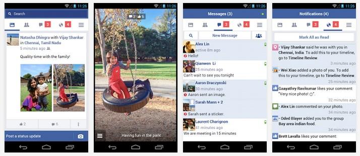 Facebook Lite – za slabije Android uređaje