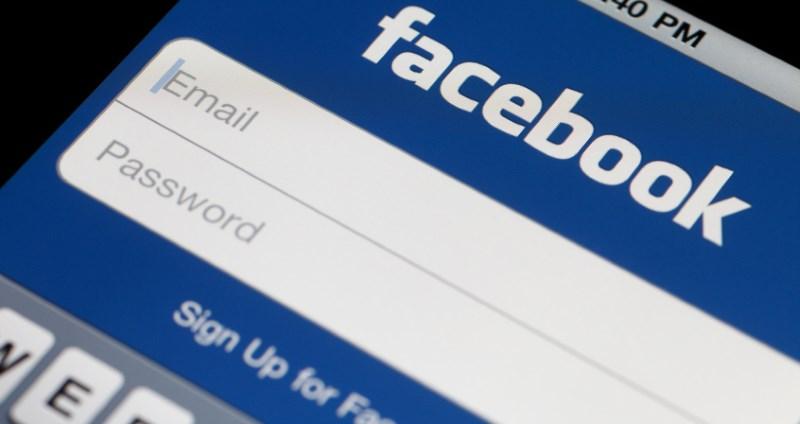 Facebook App Password opcija