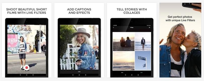 5 fenomenalnih Android aplikacija za kameru