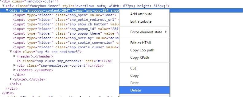 remove-website-popup