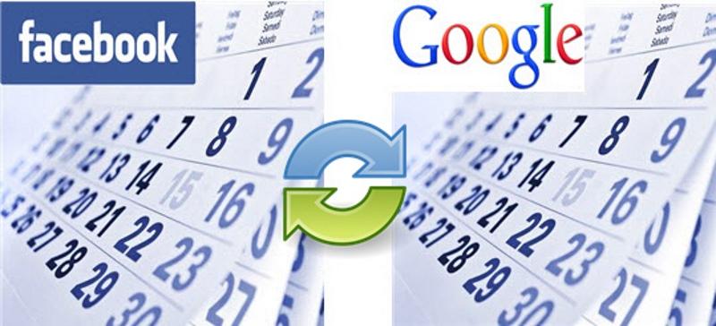Kako sinhronizovati Facebook i Google kalendar
