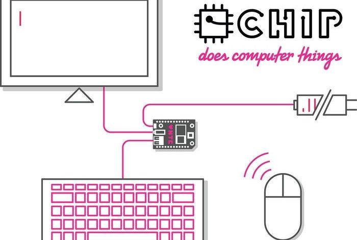 CHIP je konkurent Raspberry Pi računaru sa cenom od 9$!