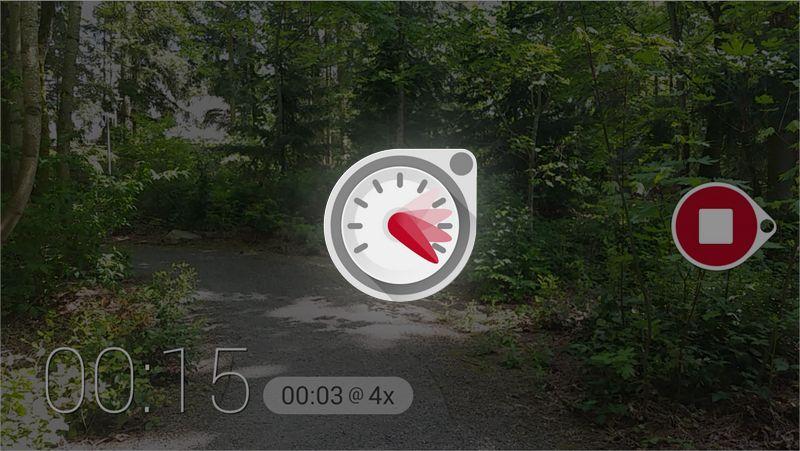 Microsoft Hyperlapse Android aplikacija