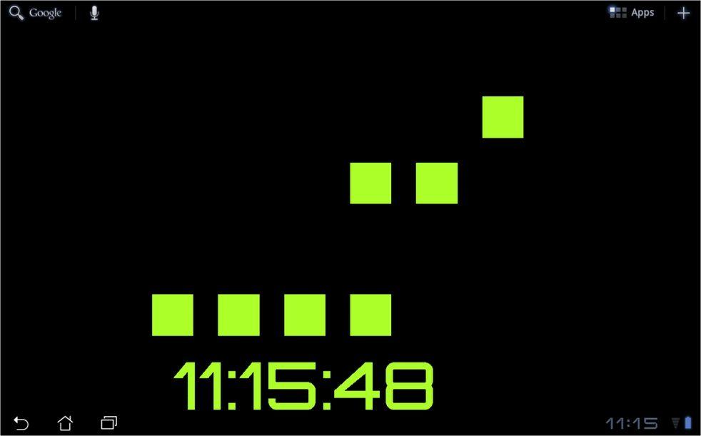binary-clock-livewallpaper