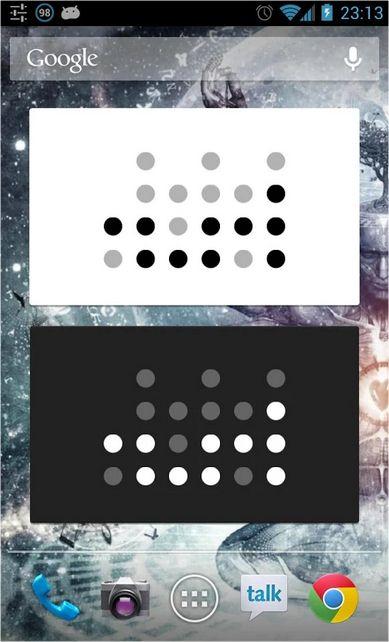 binary-clock-widget-android