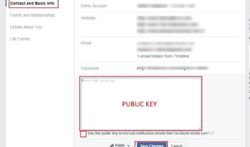Facebook dodao PGP za enkriptovanje komunikacije