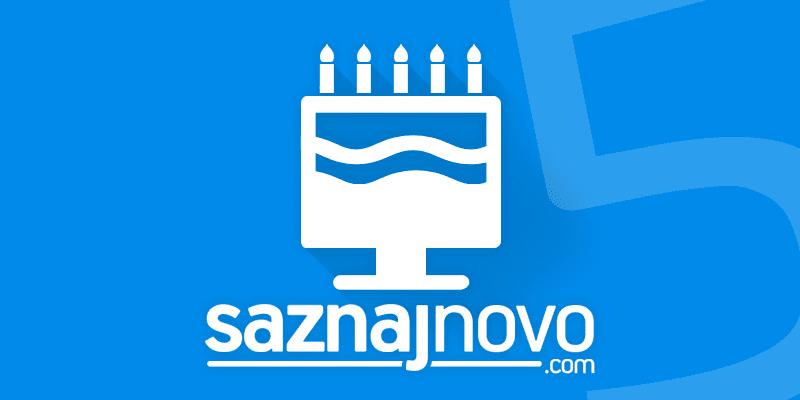 5 godina postojanja bloga Saznaj Novo!