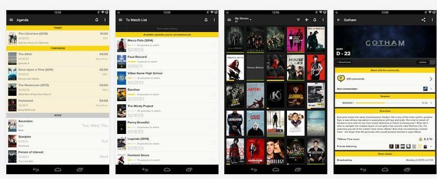 Najbolja aplikacija za praćenje stranih TV serija