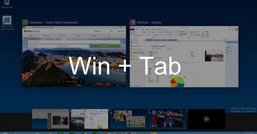 10 novih prečica na tastaturi za Windows 10