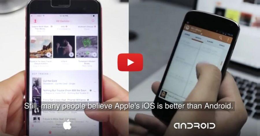 Apple fanovi hvale novi iOS ne znajući da zapravo koriste Android