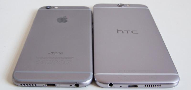 HTC nije kopirao Apple, ali…