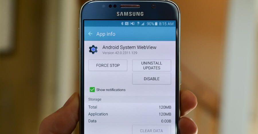 [Android] Za šta služi WebView aplikacija?