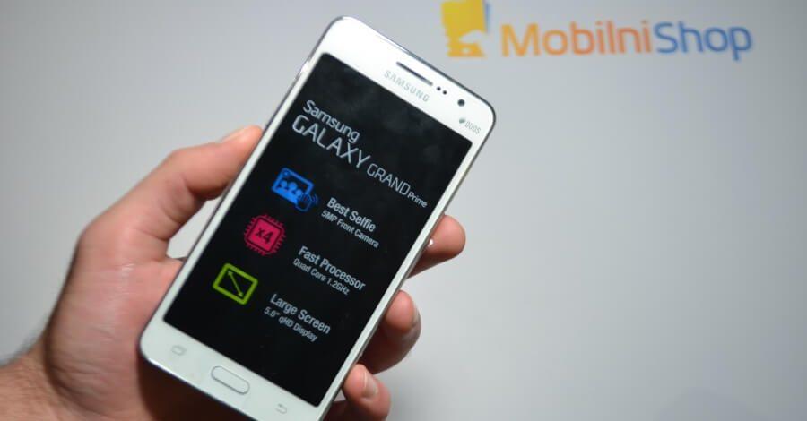 Samsung Galaxy Grand Prime Duos recenzija [slike + video]