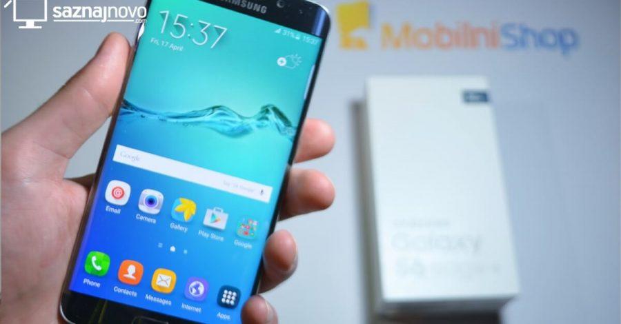 Galaxy S6 Edge+ recenzija [slike + video]