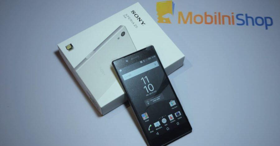 Sony Xperia Z5 Dual Sim recenzija [video + slike]