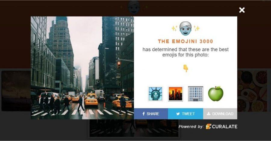 Aplikacija koja pronalazi smajlije za sliku umesto vas!