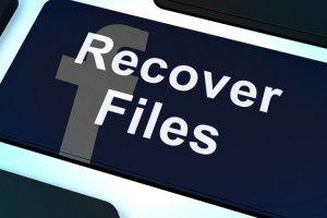 recover facebook photos messages files