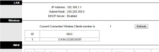 mac filtering wifi secure