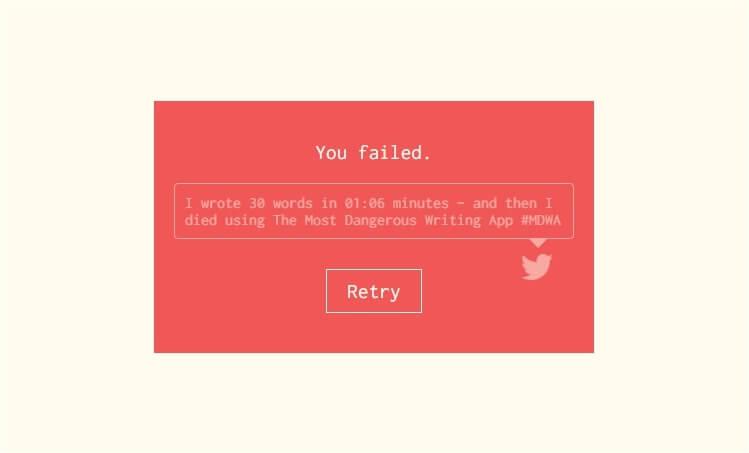 most dangeroud writting app (1)