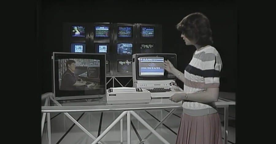 Ovako se slao e-mail 1984. godine (video)