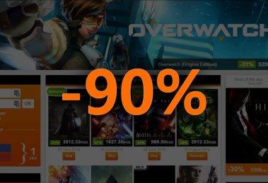 steam origin kupovina igara snizeno