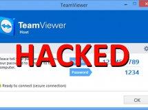 teamviewer hacked