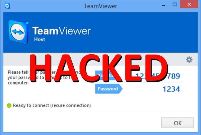 Hakovan TeamViewer – ugasite ga odmah!