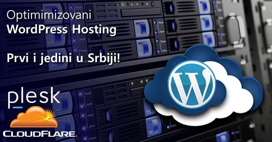 WordPress hosting – najbolja hosting opcija za WordPress sajtove