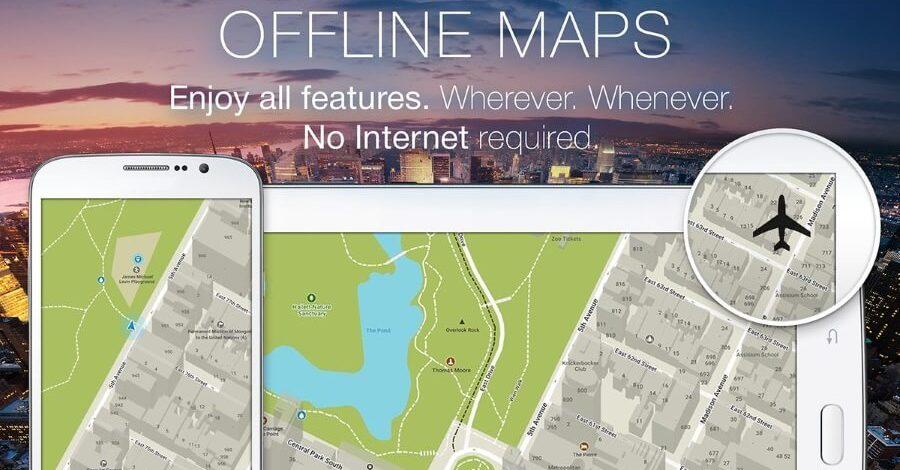 Najbolja Android navigacija bez interneta