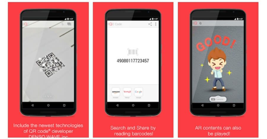 Ovo je najbrža aplikacija za dekodiranje QR kodova!