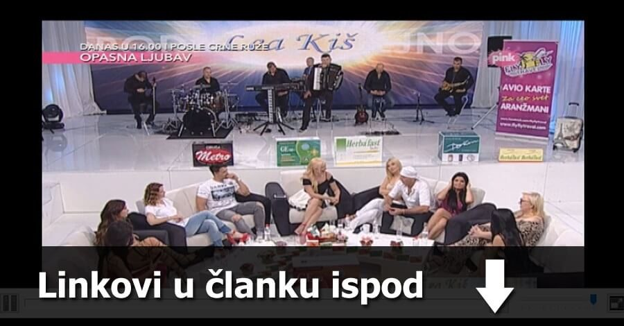 TV Pink uživo preko interneta
