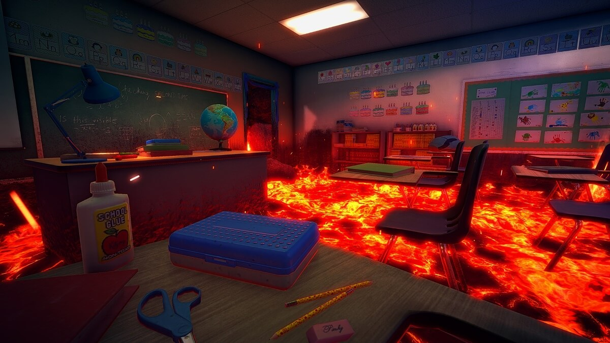hot lava game free