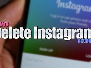 kako obrisati instagram nalog